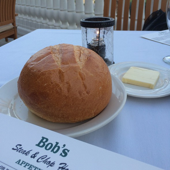 Bread - Bob's Steak and Chop House - Omni Tucson National Resort, Tucson, AZ