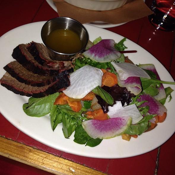 Beef Brisket Salad - Percy Street Barbecue, Philadelphia, PA