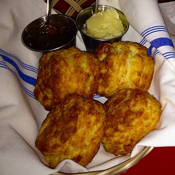 buttermilk biscuits - Percy Street Barbecue, Philadelphia, PA