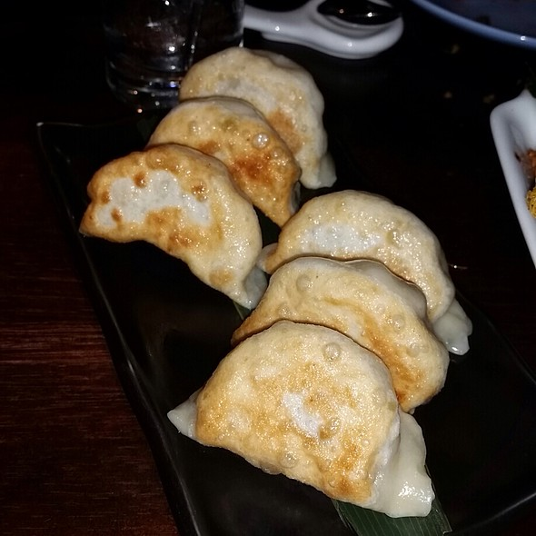 Foie Gras Dumplings - Katsuya- South Beach, Miami Beach, FL