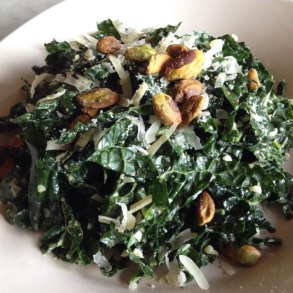 Lacinato Kale Salad - Luna Restaurant, Spokane, WA