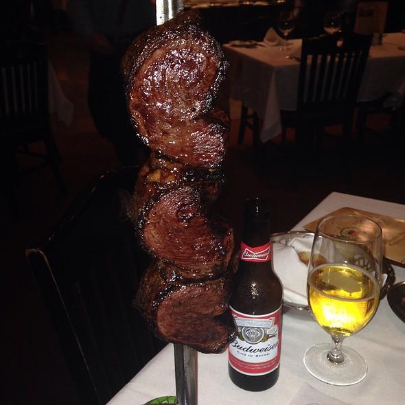 Beef Ancho - Fogo de Chao Brazilian Steakhouse - Miami, Miami Beach, FL