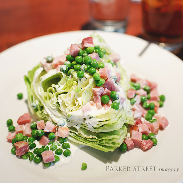 Springtime Wedge Salad - Cotton, Manchester, NH