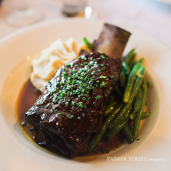 BBQ Braised bone in Short Ribs - Buckley's Great Steaks, Merrimack, NH
