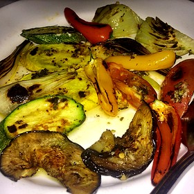 Grilled Vegetables - Onotria Wine Country Cuisine, Costa Mesa, CA
