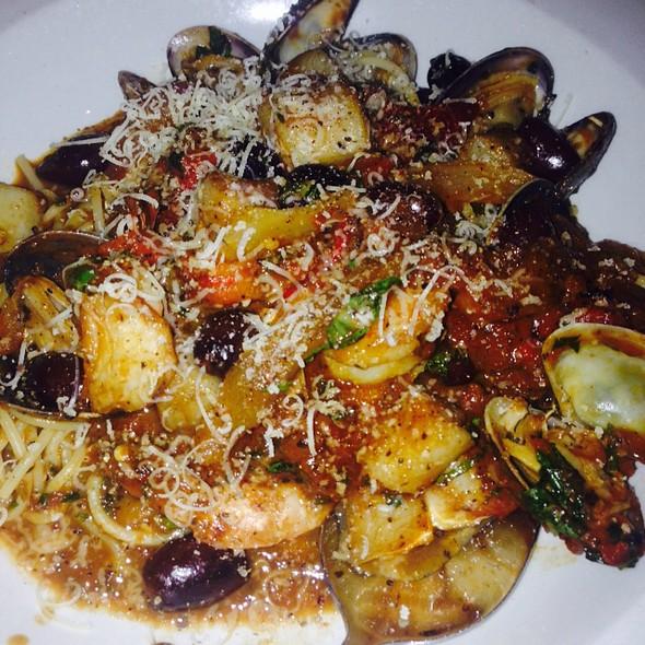Seafood Spaghetti - Bistro Bella Vita, Grand Rapids, MI