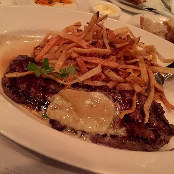 Steak Frittes Roquefort - Mon Ami Gabi, Chicago, IL