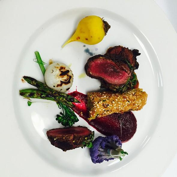 Petite Beef Tenderloin - Characters Fine Dining, Edmonton, AB