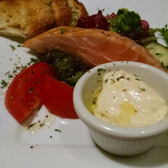 Cedar Smoked Salmon - Pauline's, South Burlington, VT
