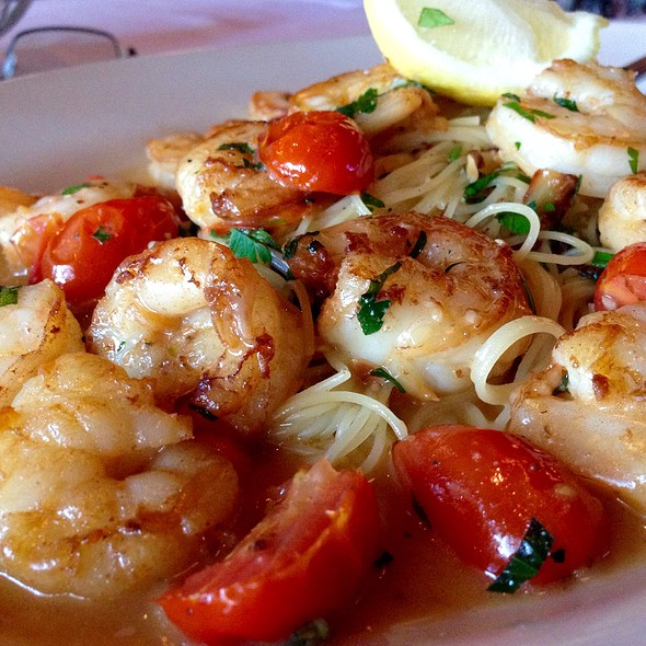 Maggiano's Little Italy Menu - Costa Mesa, CA - Foodspotting