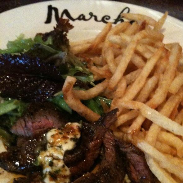 Steak Frites - Marche, Eugene, OR