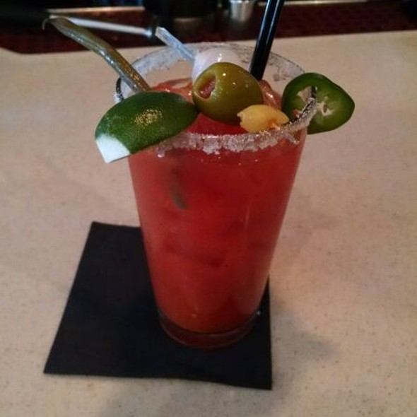 Bloody Mary - Steamers of Pismo, Pismo Beach, CA