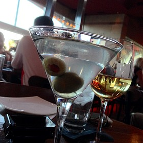 Vodka Martini - Sapporo - Scottsdale Main Dining Room, Scottsdale, AZ