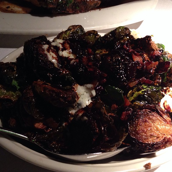 Fried Brussels - NOVI Chophouse, Novi, MI