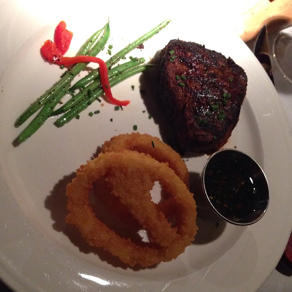 8Oz. Filet - NOVI Chophouse, Novi, MI
