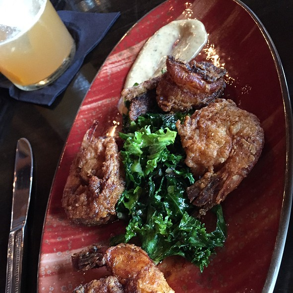 Hot Shrim - Holland House Bar & Refuge, Nashville, TN