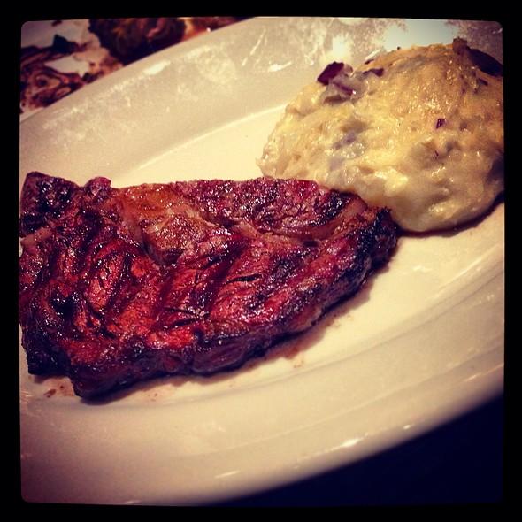 Delmonico Steak - Weber Grill - Chicago, Chicago, IL
