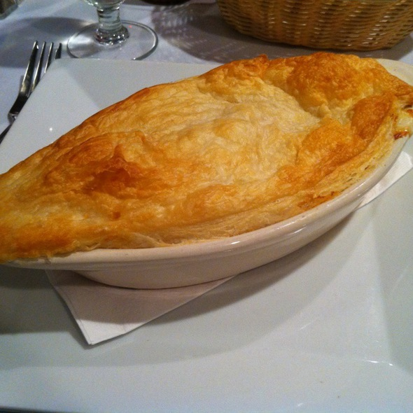 Chicken Pot Pie - The Crooked Knife, New York, NY