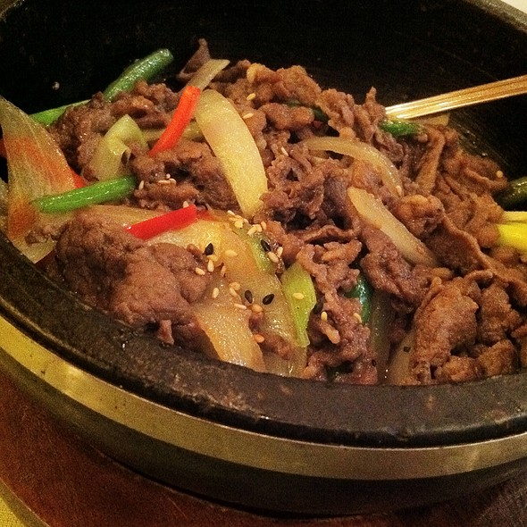 Beef Bulgogi - Kohan Japanese Restaurant, Chicago, IL