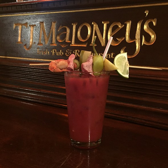 Bloodymary - T.J. Maloney's, Merrillville, IN