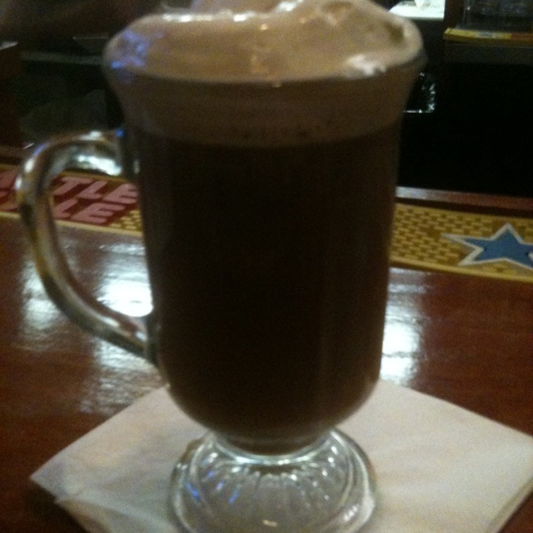 Irish Coffee - Magoo's Pub & Eatery, Frederick, MD
