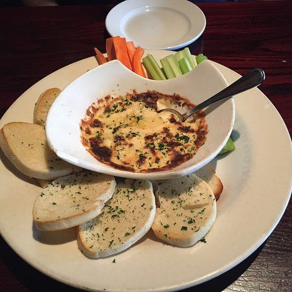 Blue Crab Dip - Max Gill and Grill, Denver, CO