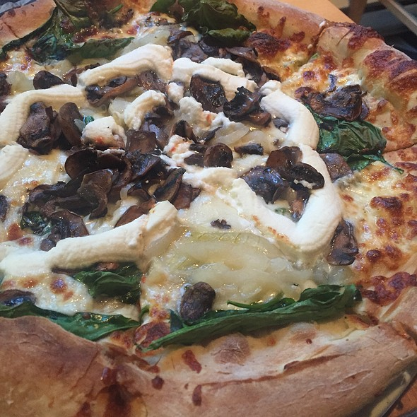 Mushroom Florentine - Salvatore's-Theater District, Boston, MA