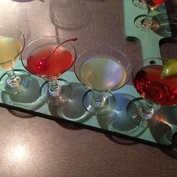 Martini Flight - Cabana, Nashville, TN