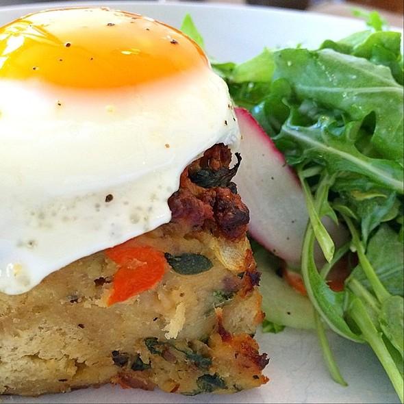 Bread Pudding - Hillside Supper Club, San Francisco, CA