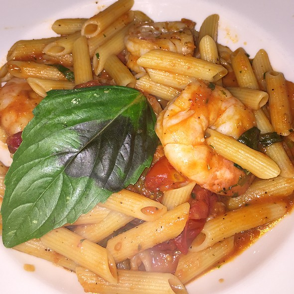 Shrimp Scampi With Penne - Tuscan Grill - Fort Lauderdale, Fort Lauderdale, FL