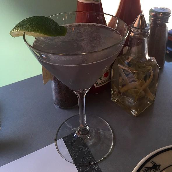 Lavender Martini - Steelhead Diner, Seattle, WA