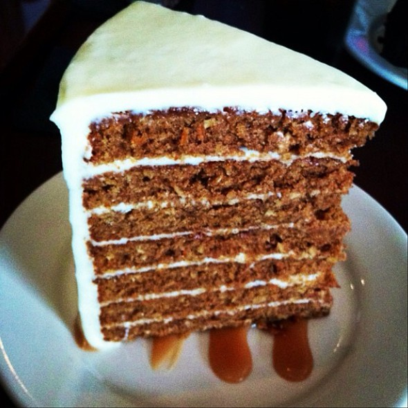 Carrotcake - Mitchell's Fish Market - Cincinnati (West Chester), West Chester, OH