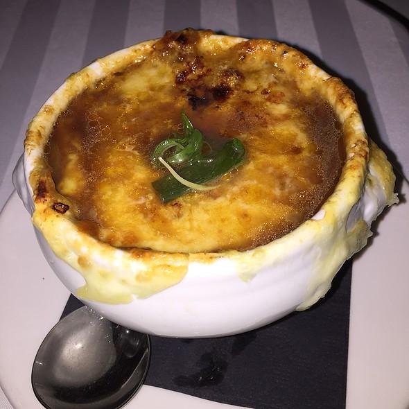 French Onion Soup - Roxy - Eldorado Resort Casino, Reno, NV