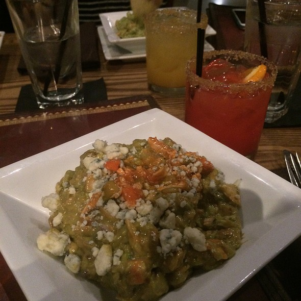 Buffalo Chicken Guacamole - Mezcal Tequila Cantina - Worcester, Worcester, MA