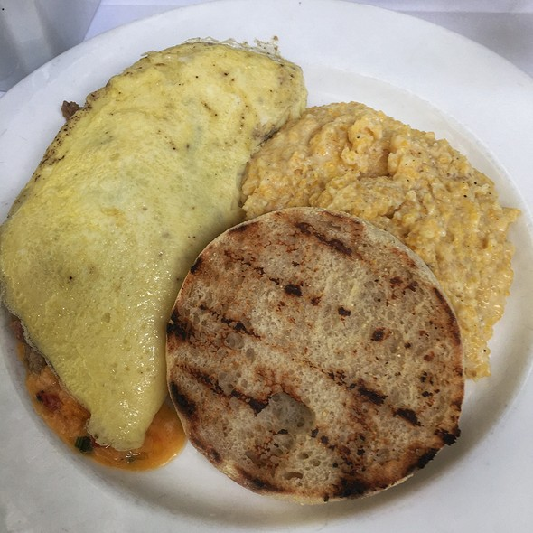 The O. V. Omelet - Old Village Post House, Mt. Pleasant, SC