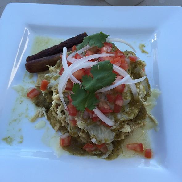 Chilaquiles Con Huevos - Taste Restaurant @ Casa Cupula, Puerto Vallarta, JAL