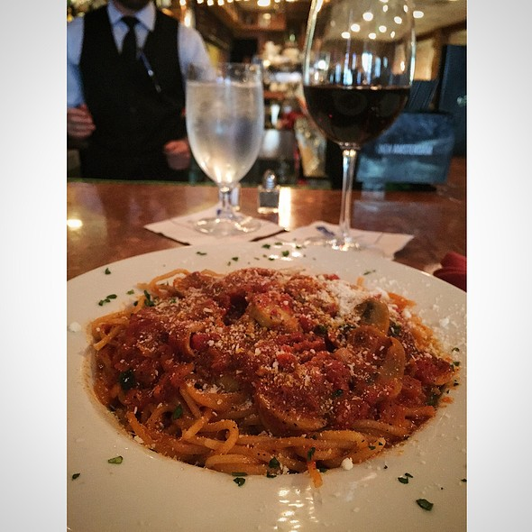 Spaghetti Con Funghi - La Scala, Baltimore, MD