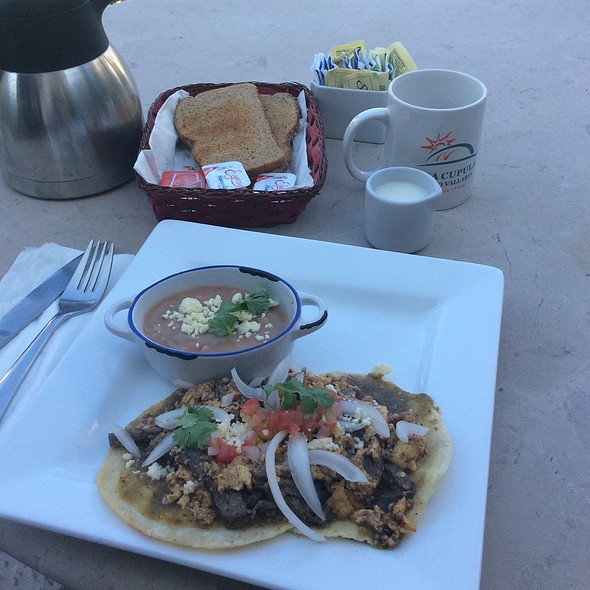 Huevos Norteños - Taste Restaurant @ Casa Cupula, Puerto Vallarta, JAL