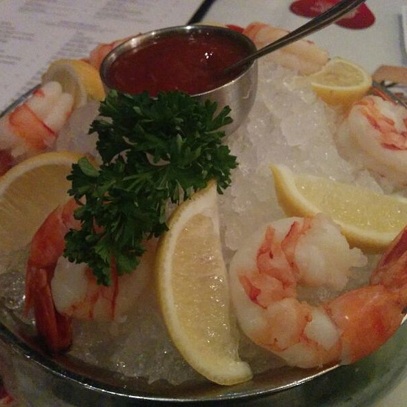 Jumbo shrimp cocktail - Fogo de Chao Brazilian Steakhouse - Kansas City, Kansas City, MO