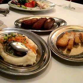 Assorted Sides - Fogo de Chao Brazilian Steakhouse - Kansas City, Kansas City, MO