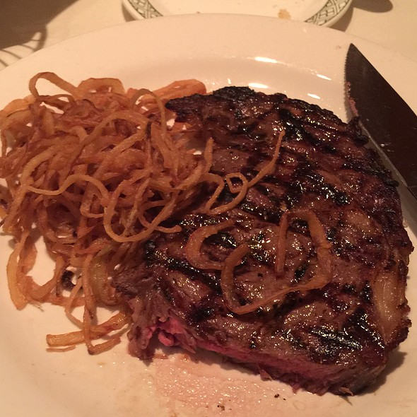 12 Oz Rib Eye Steak - Lawry's The Prime Rib - Las Vegas, Las Vegas, NV