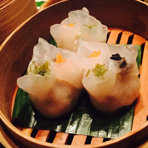 Dim Sum - Plum Valley, London