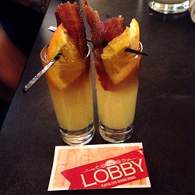 Breakfast Shot - The Lobby - Denver, Denver, CO