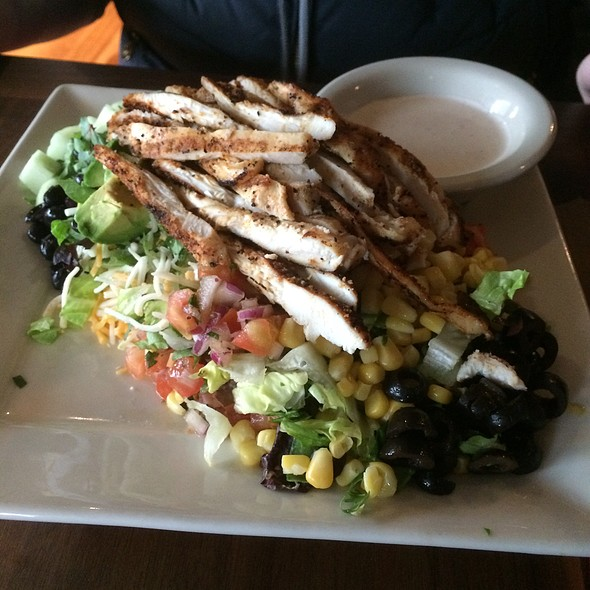 Southwest Chicken Salad - 520 Bar & Grill, Bellevue, WA