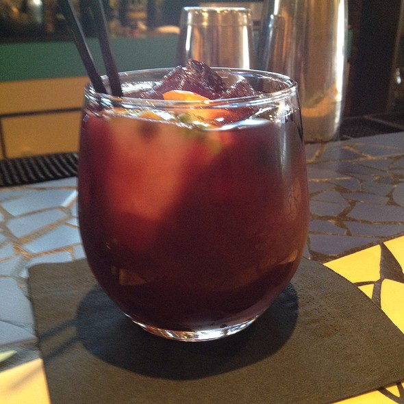 Red Sangria - Kaya, Pittsburgh, PA