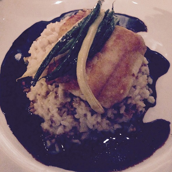 Wolf Fish Special - MoonShine - Modern Supper Club, Millburn, NJ