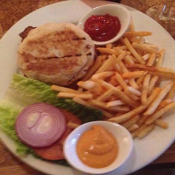 Santa Fe Beef Burger - Santa Fe, New York, NY