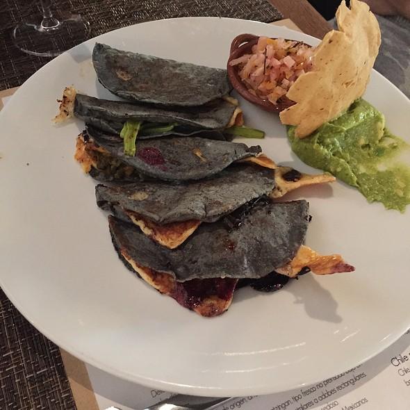 Quesadillas De Tierra Caliente - Lu Cocina Michoacana, Morelia, MIC