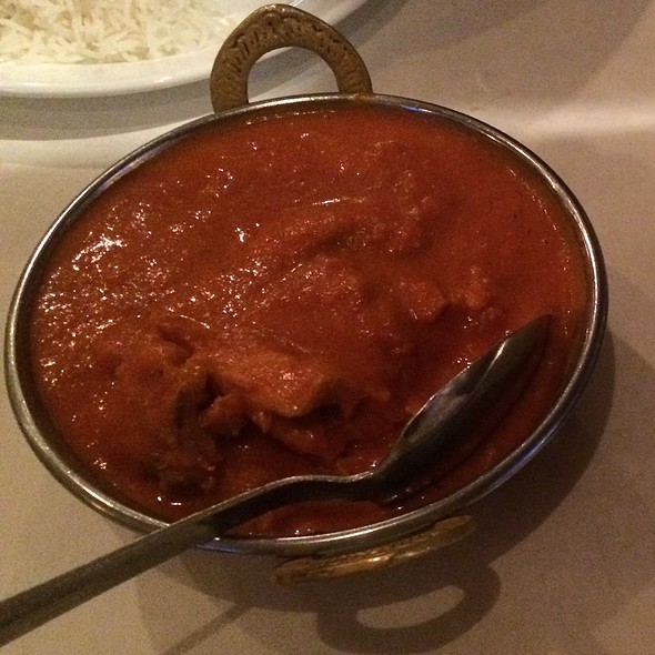 Chicken Sahi Korma - Chicago Curry House (Indian and Nepalese Restaurant), Chicago, IL