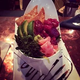 Poke Salad - Bistro 234, Turlock, CA